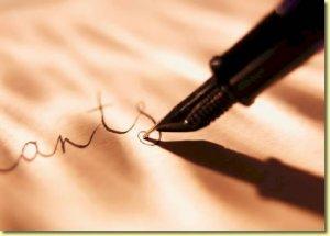Scrivi i tuoi obiettivi