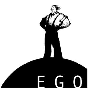 la lotta con l'ego